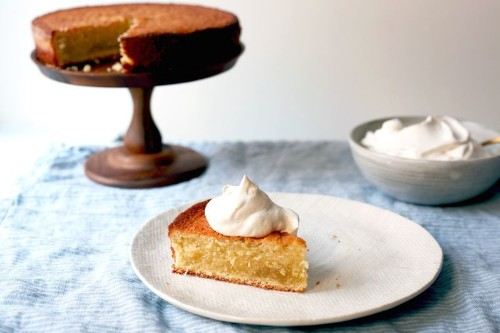 This Cake is Very Vanilla (In the Best Possible Sense)