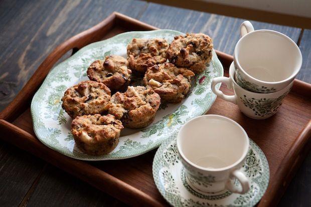 How to Make Gluten-Free Chocolate Almond Muffins