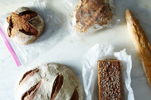 A Few Tricks for Defrosting Bread