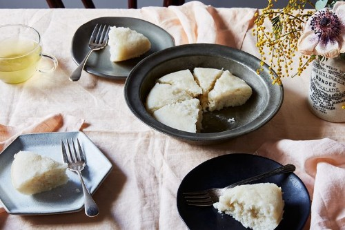 Steamed Sponge Cake (Bak Tong Gou) Recipe on Food52