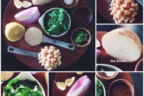 QuinoaPatties