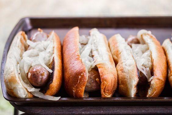 Sheboygan-StyleBratwurst