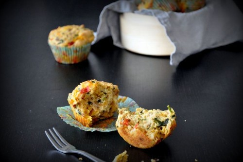 Spicy Breakfast Muffins Recipe on Food52