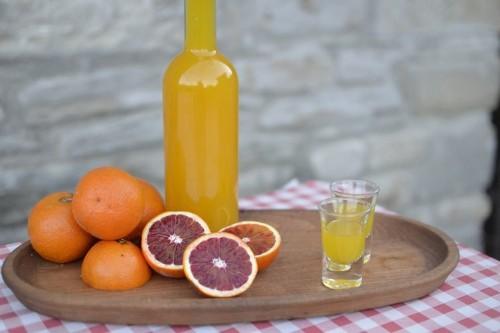Arancello - Sicilian Blood OrangeLiqueur