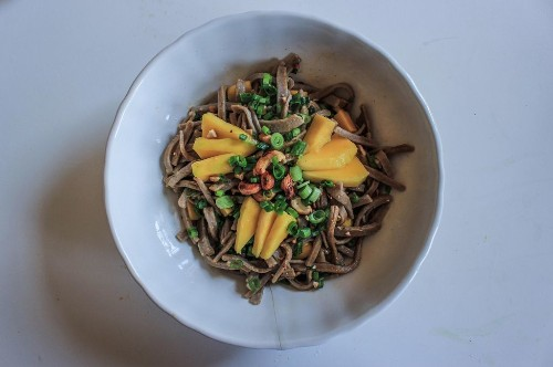 How to Make Soba Noodles at Home