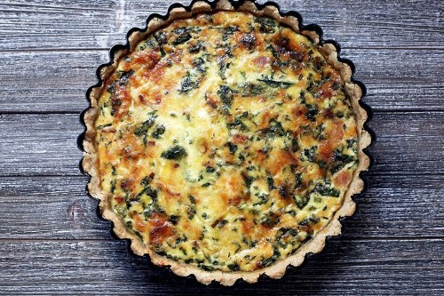 How to Make a Better Quiche, Faster (No Blind Baking!)