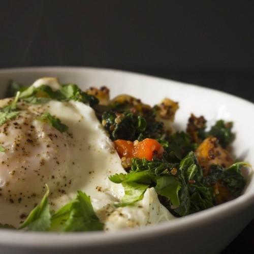 My Favorite Quinoa Breakfast Hash Recipe on Food52