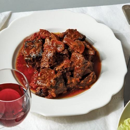 Martha Stewart's Instant Pot Beef Stew With Dijon & Tomato Recipe on Food52