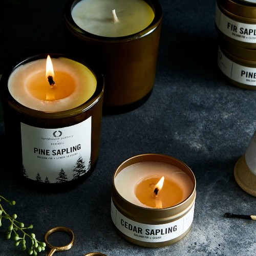 10 Cozy Fall Candles for Gifting—or Treating Yourself