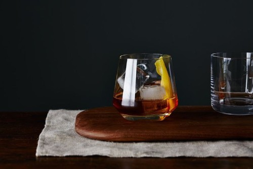 How to Make a Maple Old-Fashioned