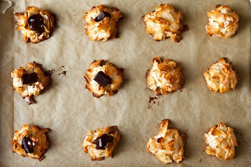 Alice Medrich's New Classic CoconutMacaroons