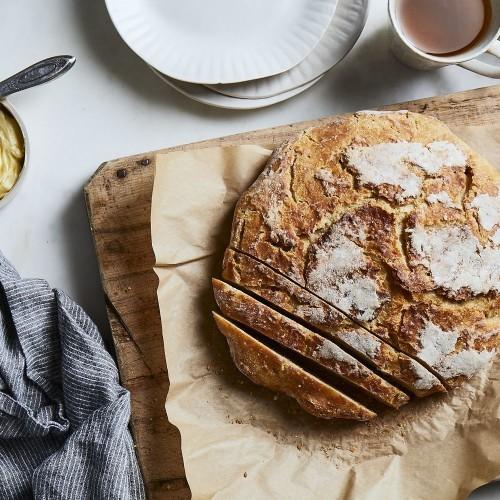 Best No-Knead Sourdough Bread Recipe - How to Make Easy Sourdough