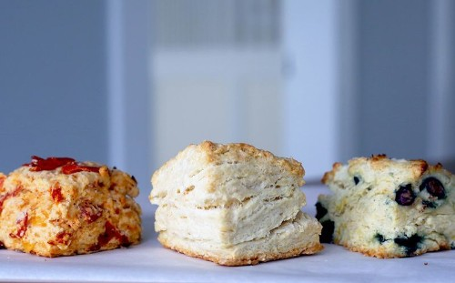 Learn This Basic Biscuit Formula; Turn It Red, White, andBlue