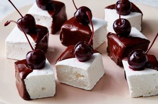Black Forest Marshmallows Recipe on Food52