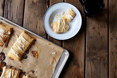 How to Make Lemon Ginger Toaster Strudels