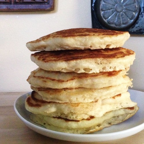 Mrslarkin's Magical Buttermilk Pancakes Recipe on Food52