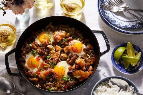 "Pork ""Almost"" Sisig Recipe on Food52"