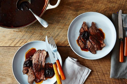 Sweet and Savory Brisket Recipe on Food52