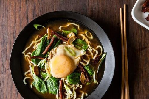 Bacon & EggRamen