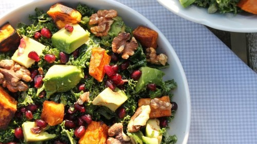 Perfect Kale Salad Recipe on Food52