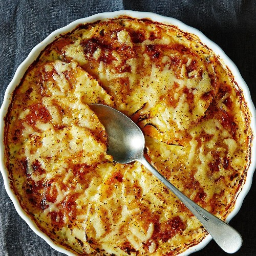 10 Cozy Recipes for the Week Ahead, Like This Highly Cheesy Gratin