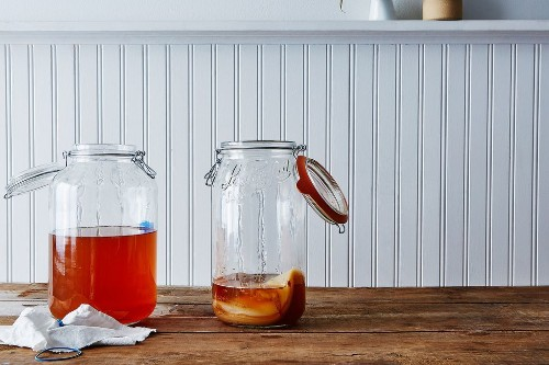 How to Make Your Own Kombucha from Start to Finish