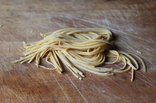 Spaghetti alla Chitarra and Ragu Recipe