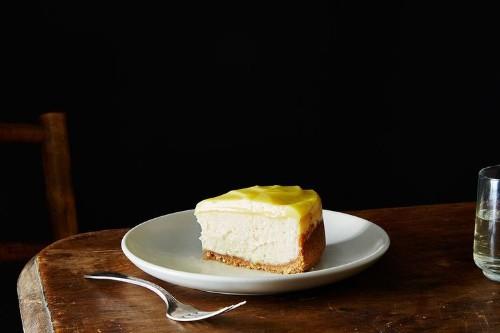 Lemon BarCheesecake