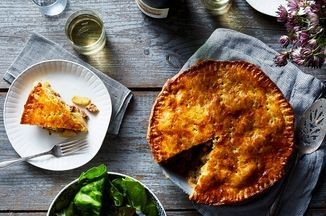 Sausage and Apple Pie Recipe on Food52