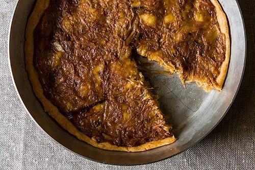 French Onion Tart Recipe on Food52
