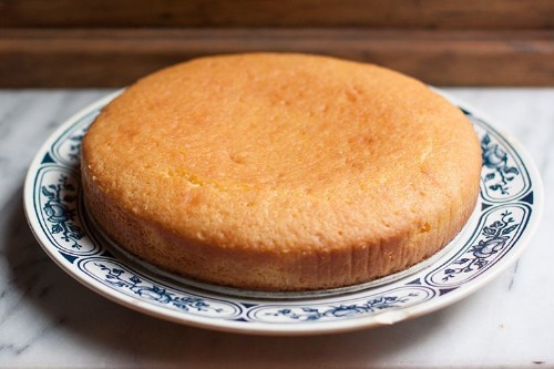 Orange Cake Inspired By the Matrons of Italian Cooking