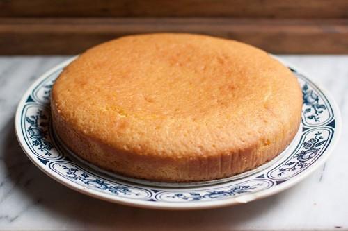 Classic Italian Orange Cake Recipe