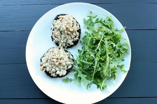 How to Make Cauliflower Rice - Vegan Lunch Ideas