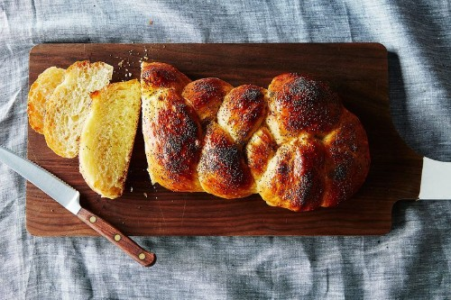 A Genius No-Knead Challah (That Tastes Just as Good on Day 3)