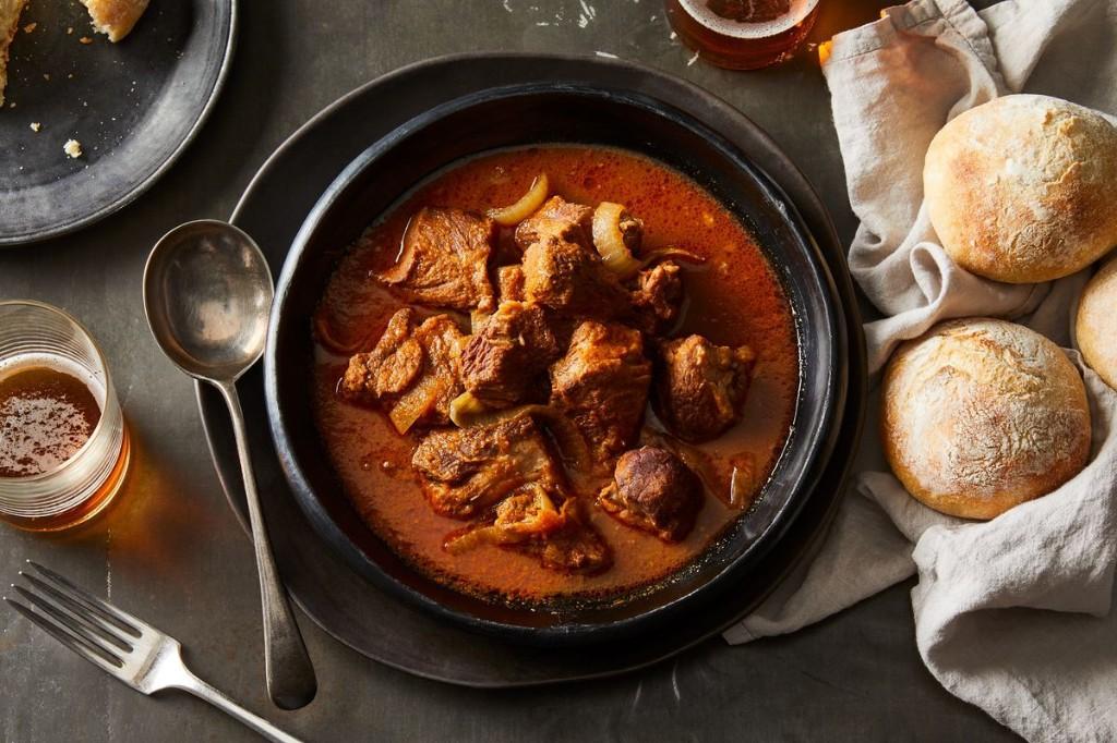 Slow-Cooker Peruvian-American Pork Adobo