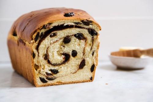 How to Make Cinnamon-Raisin SwirlBread
