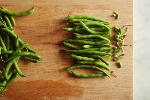 Penelope Casas' Garlic Green Beans (Judias Verdes conAjo)