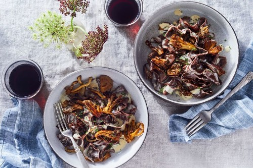 Savory Chocolate Pasta, the Dinner Party Dish You've Been WaitingFor