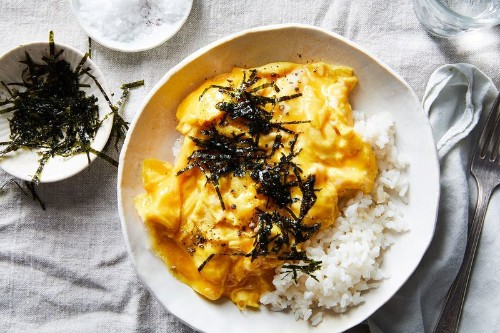 Why My Japanese-Style Scrambled Eggs Are the Softest &Dreamiest