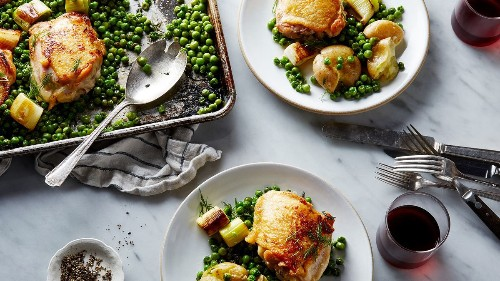 14 Things to Cook Right Now Because Hi, Hello, It's Spring