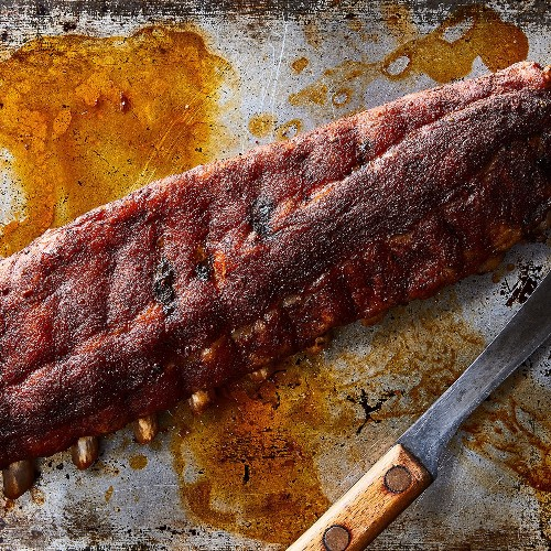My Lip-Smacking BBQ Ribs & the Secret Spice Blend That Makes Them Sing