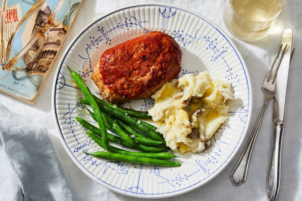 A Single's Meatloaf: The Strongest Case for Ground Turkey