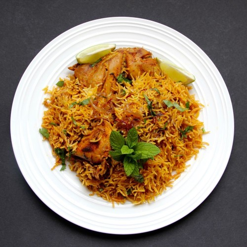 Chicken Biryani for the Instant Pot Recipe on Food52
