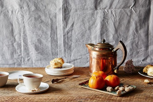 How to Make Your Own Herbal TeaBlend