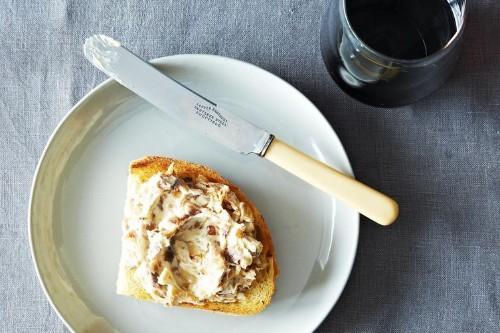Dinner Tonight: Celery Soup + Anchovy Butter Toast -- Menu Ideas