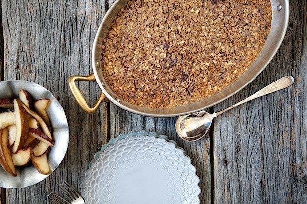 Chai-Spiced Baked Oatmeal