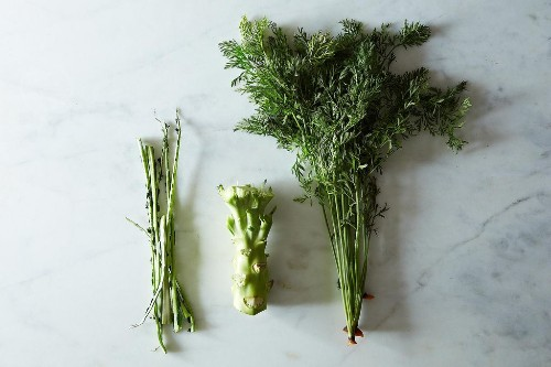 Eat All Your Vegetables: How to Use Stems andRoots