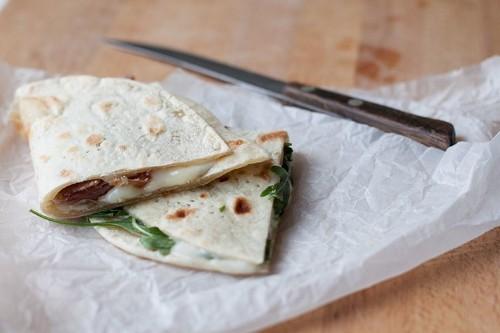 Piadina Romagnola (Thin Italian Flatbread) Recipe