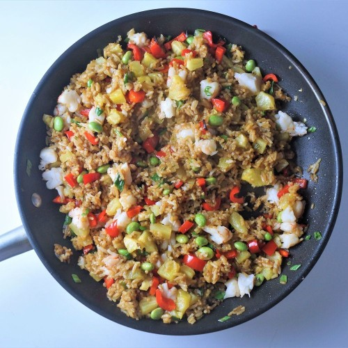 Shrimp and Pineapple Fried Rice Recipe on Food52
