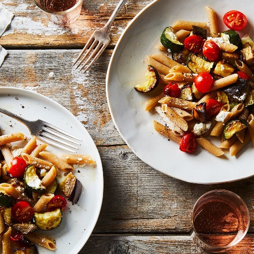 Our 38 Best Vegetarian Pasta Recipes Of. All. Time.